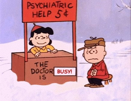 The Daily Distress advice column with Aunt Lucy - it's agony!
